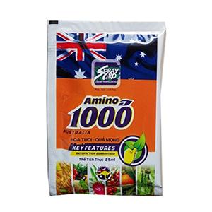 amino 1000 gói 25ml